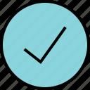 check, menu, nav, navigation icon