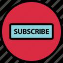 menu, nav, navigation, now, subscribe icon