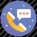 audio, conversation, messages, talk message, text, voice chat