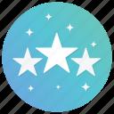 bright, constellation, shining star, sparkling star, sphere icon