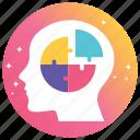 business mind, entrepreneurship, idea, strategy icon