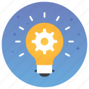 idea, innovation, invention, science, technology icon