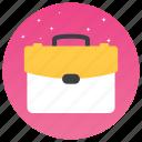 briefcase, business bag, business case, portfolio, suitcase