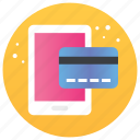 digital cash, digital money, digital payment, mobile payment, online payment icon