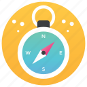 compass, gps, location, orientation, rose navigation, wind rose icon