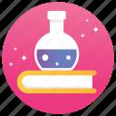 chemistry lab, florence flask, lab equipments, laboratory tool, science study
