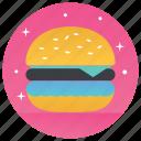 burger, energy food, fast food, food, junk food icon