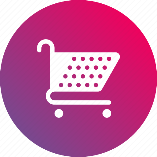 buy, gradient, online shopping, shop, shopping cart icon