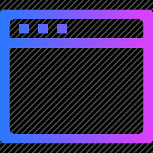 browser, chrome, mozila, window icon