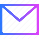 email, envolepe, message icon