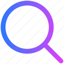 magnifier, magnifierglass, search icon