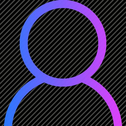 avtar, men, profile, user icon