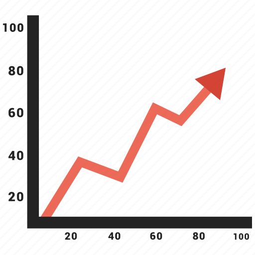 business graph, business growth, graph, growth icon