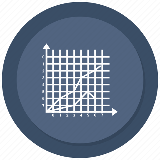 count, graph, math, stat icon