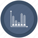 analysis, chart, graphic, statistics icon