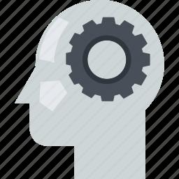 development, flat design, organization, planning icon