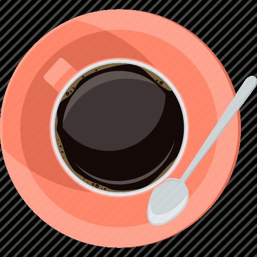 break, coffee, flat design, rest, time icon