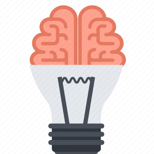 brainstorming, creativity, design, idea, thinking icon
