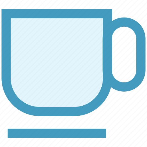 coffee, cup, hot coffee, morning, plate, tea, tea cup icon