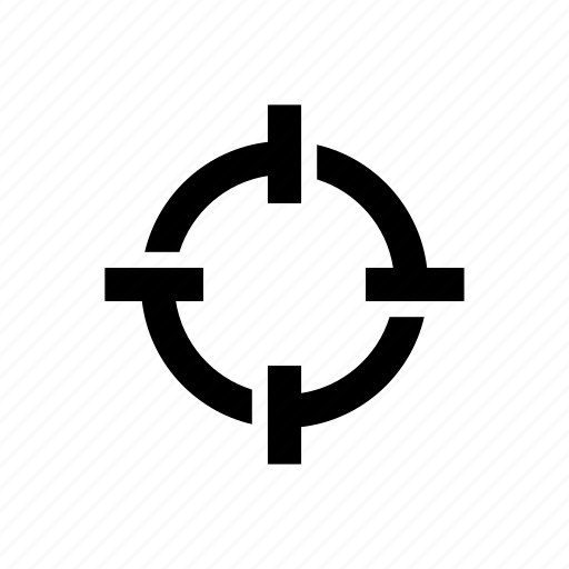 aim, bullseye, design, fosuc, goal, graphic, purpose, success, target icon