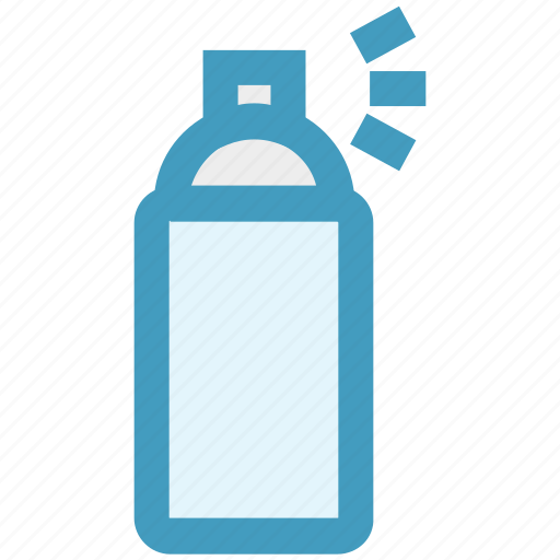 can, design, draw, graphic, spray, spray can, tool icon