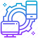 responsive, web, design, smartphone, computer