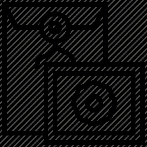 album, file, image, photograph, picture icon