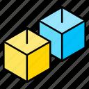 3d, creative, cube, design, modeling