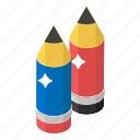 drawing, edit, office supply, pencil, stationery tool, writing icon