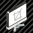 crop image, imaging, screen capture, screenshot, snapshot icon