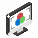 color combination, design, design tool, painting, rgb color, rgb combination icon