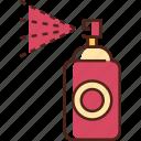 sprayer, spray, bottle, paint, tool, graphic, design