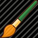 paintbrush, paint, art, painter, brush, painting, graphic design