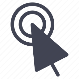 click, cursor, design, graphic, tools icon