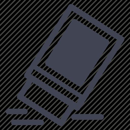 clear, design, eraser, graphic, remove, rubber, tools icon