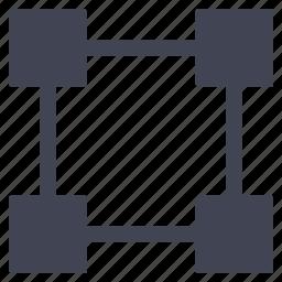artboard, design, graphic, graphics, tool icon