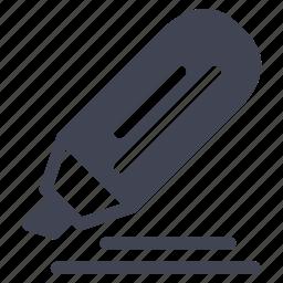 design, draw, graphic, marker, tools icon