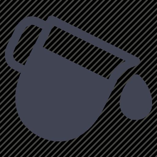 bucket, design, graphic, paint, tools icon