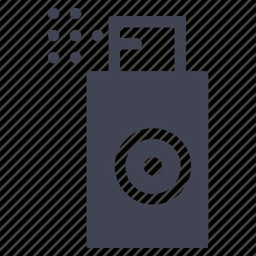 design, graphic, shape, spray, sprayer, tool icon