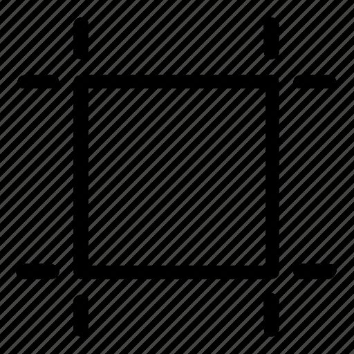 artboard, square icon