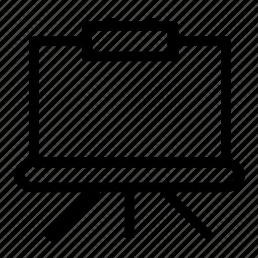 board, chart, presentation icon