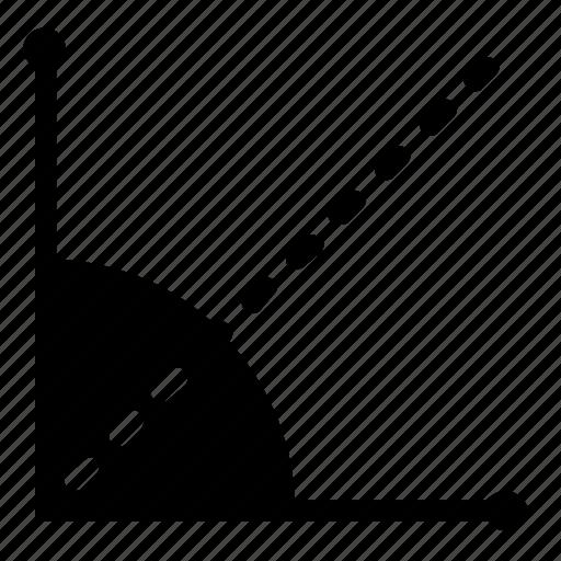 align, angle icon