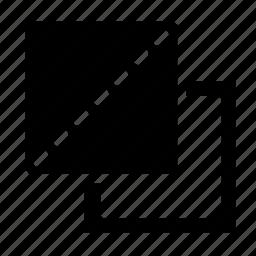 colour, fill, stroke icon