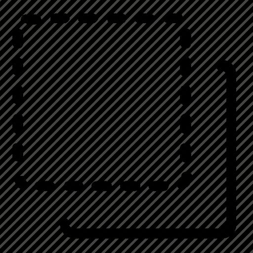 mode, screen icon