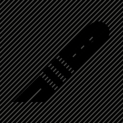 cut, knife, slice icon