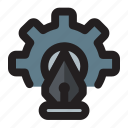 configuration, settings, tools, control