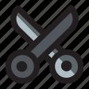 cut, scissors, tool, tools