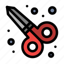 scissor, graphic, design, tool, scissors icon
