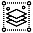 design, layers, misc, copy icon