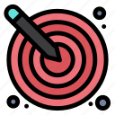 arrow, artistic, creativity, creative, design icon